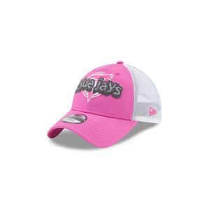 Toronto Blue Jays Child Pop Stitcher Pink Cap by New Era
