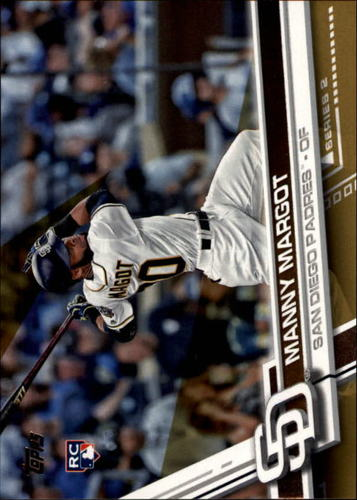 Photo of 2017 Topps Gold #401 Manny Margot