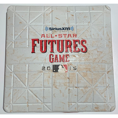 Photo of 2015 All-Star Futures Game Used 3rd Base -  Innings (1st - 4th) - July 12th