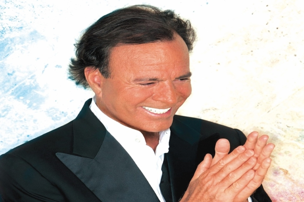 Photo of Julio Iglesias - September 20th, 2019