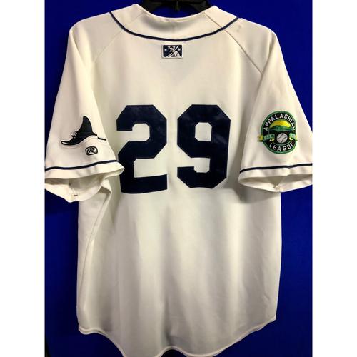 Team Issued Appalachian League Rays Jersey - #29