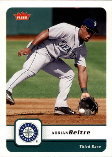 Photo of 2006 Fleer #177 Adrian Beltre