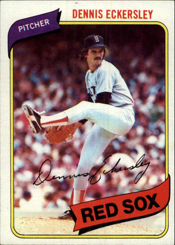 Photo of 1980 Topps #320 Dennis Eckersley
