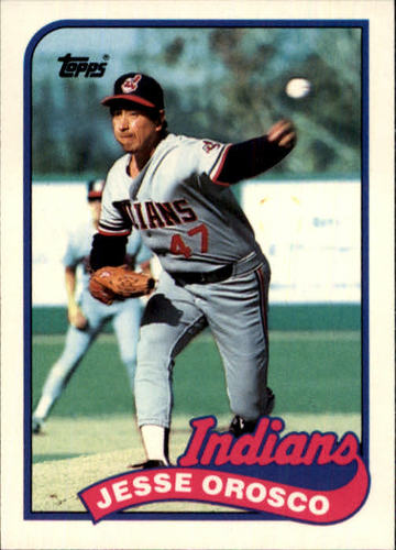 Photo of 1989 Topps Traded #91T Jesse Orosco
