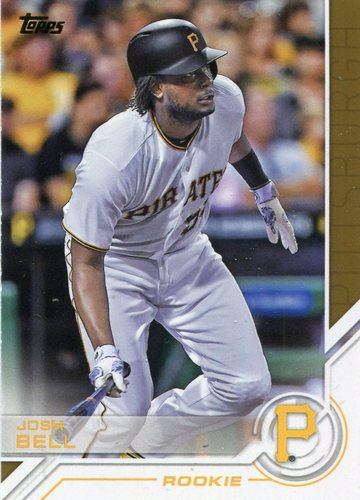 Photo of 2017 Topps Salute #S194 Josh Bell