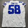 STS - Cowboys Aldon Smith Game Used Jersey (11/22/20) Size 46