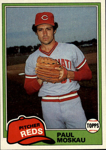 Photo of 1981 Topps #546 Paul Moskau