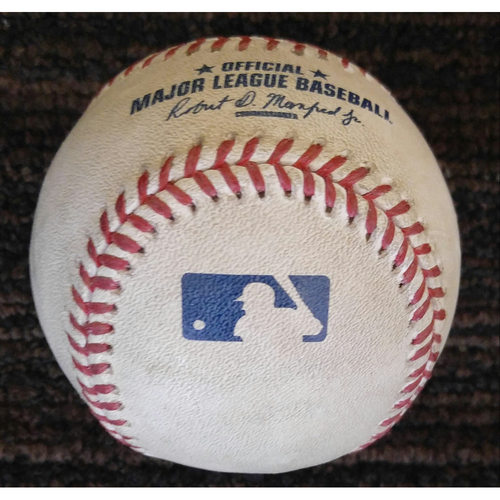 Photo of Robinson Cano - RBI Single: Game-Used