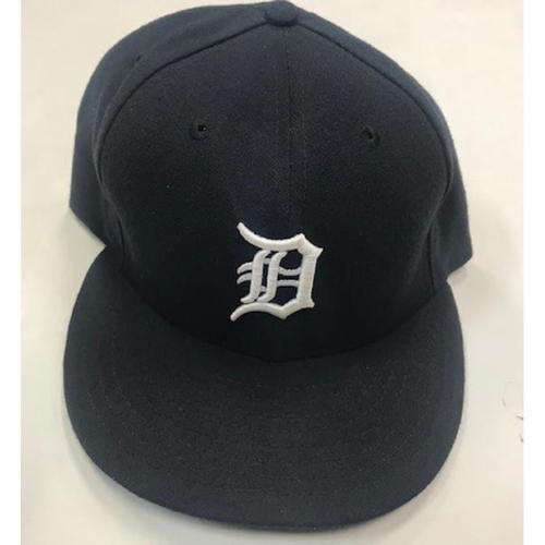 Photo of 2016 Team-Issued Detroit Tiger #1 Home Cap