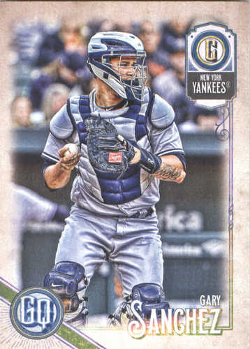 Photo of 2018 Topps Gypsy Queen #57 Gary Sanchez
