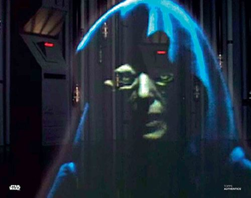 Clive Revill as Emperor Palpatine