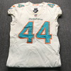 Crucial Catch - Dolphins Stephone Anthony Signed and Game Used Jersey Size 40 (10/14/2018)
