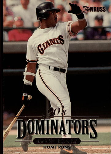 Photo of 1994 Donruss Dominators Jumbos #A2 Barry Bonds