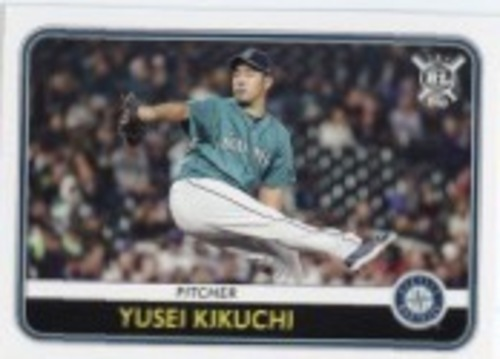 Photo of 2020 Topps Big League #16 Yusei Kikuchi