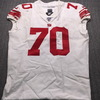 STS - Giants Kevin Zeitler Game Used Jersey (11/10/19) Size 48