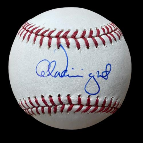 Photo of Adam Wainwright Autographed Baseball