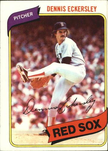 Photo of 1980 Topps #320 Dennis Eckersley