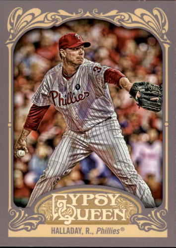 Photo of 2012 Topps Gypsy Queen #10A Roy Halladay