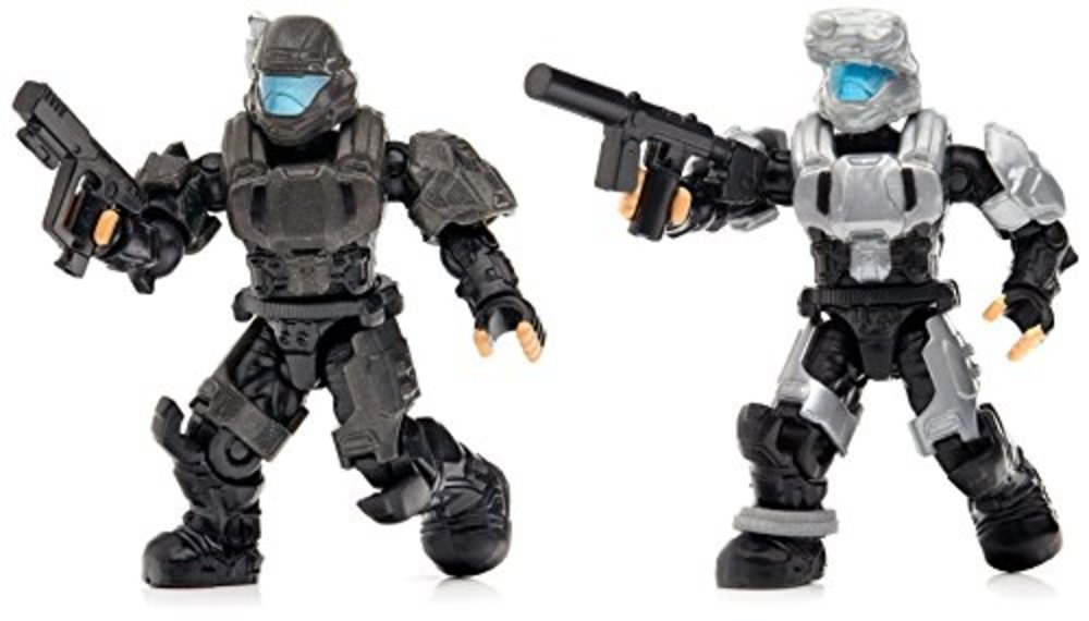 Photo of Mega Bloks Halo Elite Orbital Drop Shock Troopers Weapons Customizer Pack