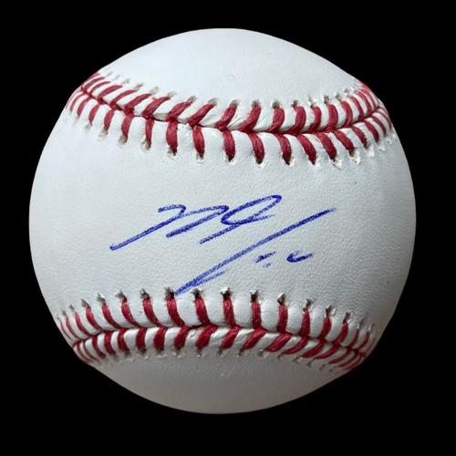 Photo of Nolan Arenado Autographed Baseball