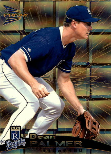 Photo of 1999 Pacific Prism Holographic Gold #73 Dean Palmer