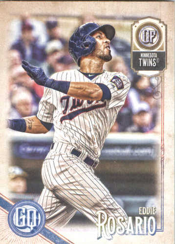 Photo of 2018 Topps Gypsy Queen #61 Eddie Rosario