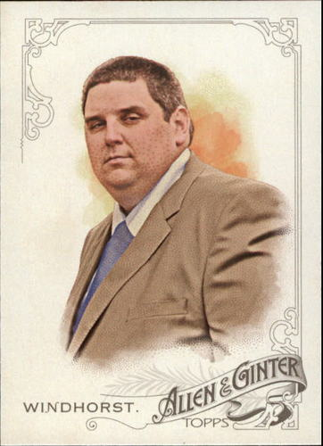 Photo of 2015 Topps Allen and Ginter #319 Brian Windhorst