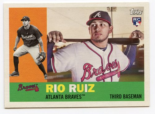 Photo of 2017 Topps Archives #10 Rio Ruiz RC