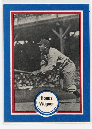 Photo of 1976 Shakey's Pizza #5 Honus Wagner