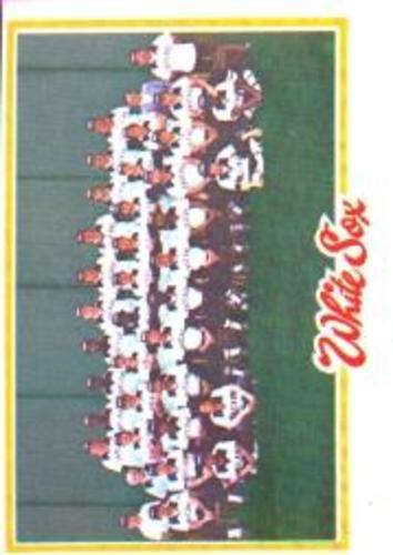 Photo of 1978 Topps #66 Chicago White Sox CL