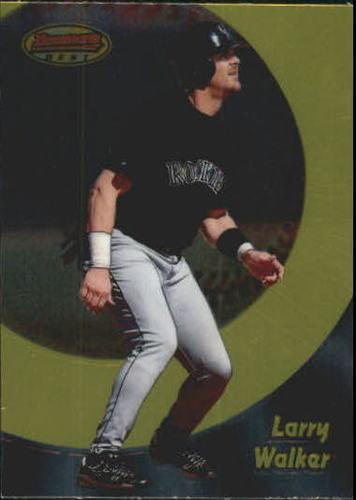 Photo of 1998 Bowman's Best #64 Larry Walker
