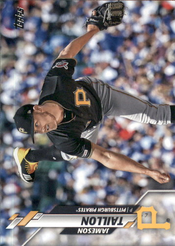 Photo of 2020 Topps #240 Jameson Taillon