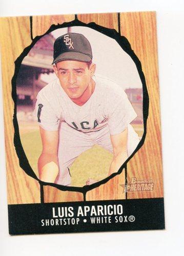 Photo of 2003 Bowman Heritage #176C Luis Aparicio KN