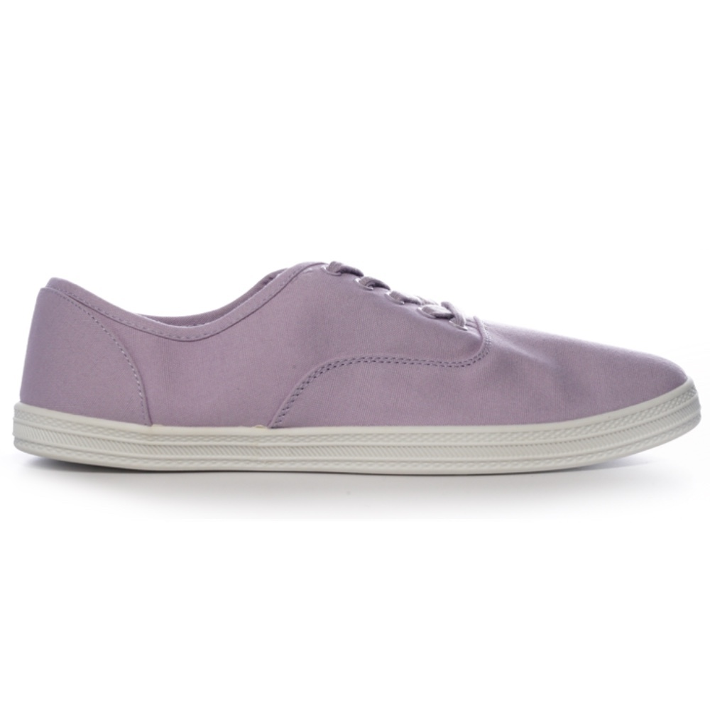 Photo of Women's Emilee Lace Up Canvas Sneakers