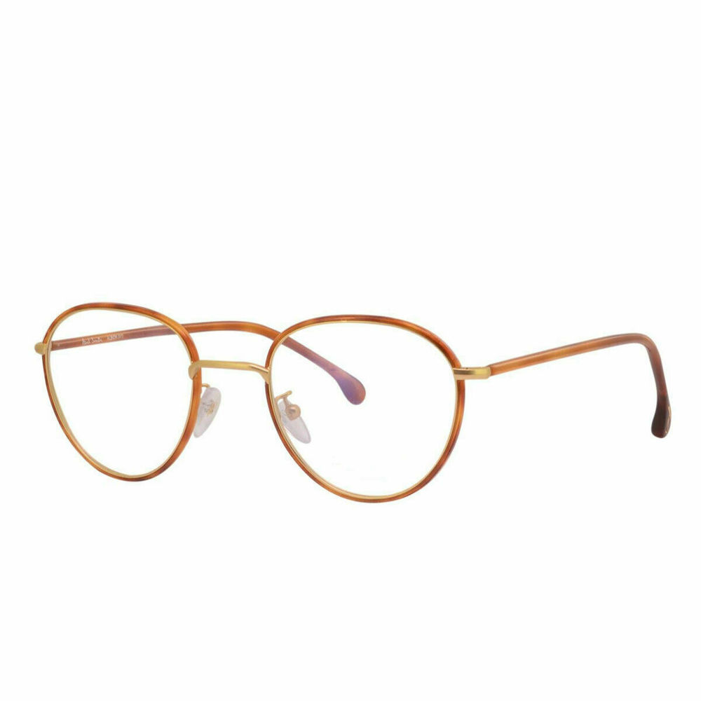 Photo of Paul Smith Albion Honey and Gold Optical Frames