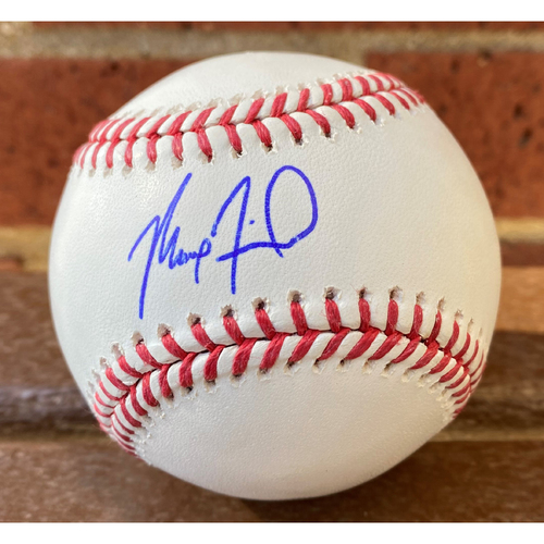 Max Fried MLB Authenticated Autographed Ball