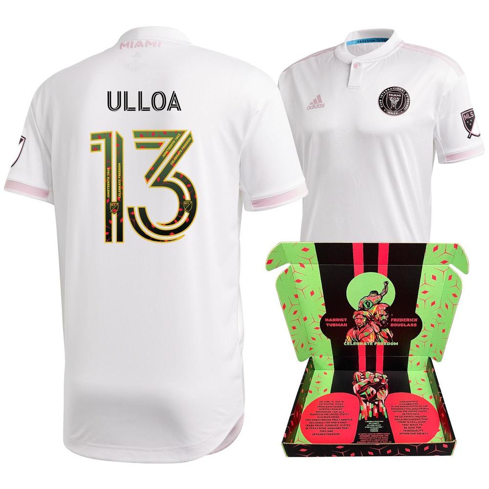Victor Ulloa Inter Miami CF Match-Used & Signed