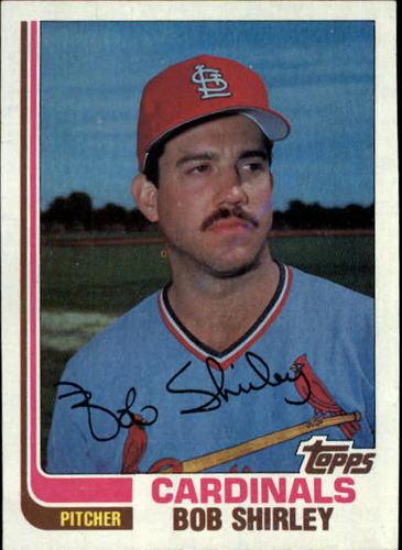 Photo of 1982 Topps #749 Bob Shirley
