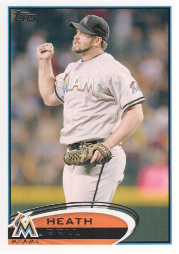 Photo of 2012 Topps #421B Heath Bell