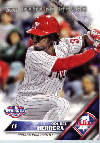 Photo of 2016 Topps Opening Day #OD88 Odubel Herrera