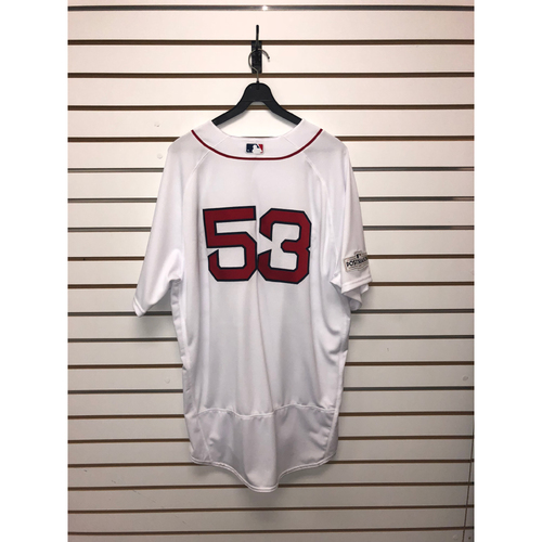 Photo of John Farrell Team Issued 2017 Home Jersey