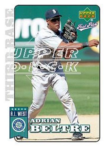 Photo of 2006 Upper Deck First Pitch #171 Adrian Beltre