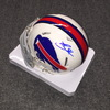 Bills - Preston Brown signed Bills mini helmet