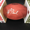 NFL - Colts Jabaal Sheard Signed Authentic Football W/ Colts Logo