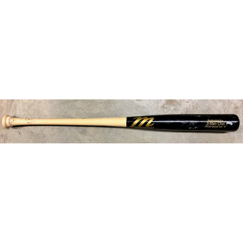 Photo of Team Issued (2-Piece) Broken Bat: Ji-Man Choi - 2020 Season