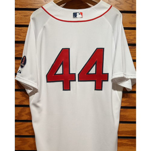 Photo of #44 Team Issued Home White Jersey