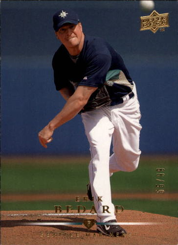 Photo of 2008 Upper Deck Gold #649 Erik Bedard /99
