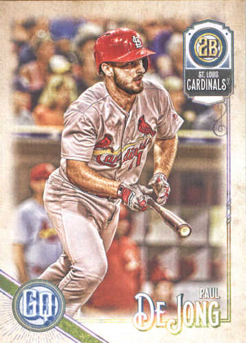 Photo of 2018 Topps Gypsy Queen #69 Paul DeJong