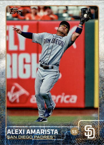 Photo of 2015 Topps #474 Alexi Amarista