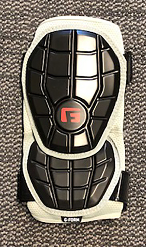 Photo of Team-Issued Elbow Guard -- G-Form -- 2019 Season